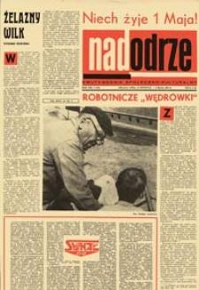 Nadodrze: dwutygodnik społeczno-kulturalny, nr 9 (26 kwietnia - 9 maja 1969)