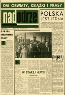 Nadodrze: dwutygodnik społeczno-kulturalny, nr 10 (10-24 maja 1969)