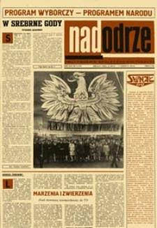Nadodrze: dwutygodnik społeczno-kulturalny, nr 11 (24 maja - 6 czerwca 1969)