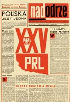 Nadodrze: dwutygodnik społeczno-kulturalny, nr 15 (19 lipca - 1 sierpnia 1969)