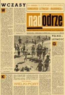 Nadodrze: dwutygodnik społeczno-kulturalny, nr 17 (16-29 sierpnia 1969)