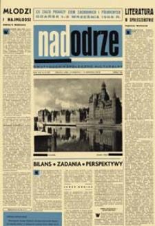 Nadodrze: dwutygodnik społeczno-kulturalny, nr 18 (30 sierpnia - 12 września 1969)