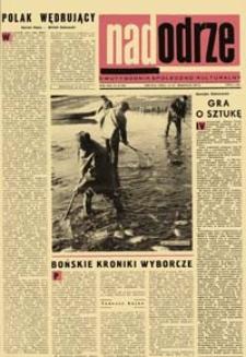 Nadodrze: dwutygodnik społeczno-kulturalny, nr 19 (13-26 września 1969)