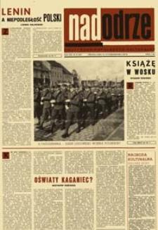 Nadodrze: dwutygodnik społeczno-kulturalny, nr 21 (11-24 października 1969)