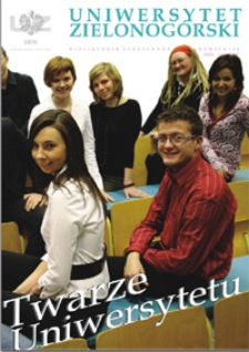 Uniwersytet Zielonogórski, 2008, nr 2 (luty)