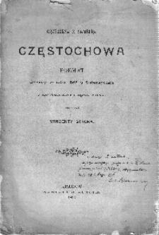 Grzegorza z Sambora Częstochowa: poemat wydany w roku 1568 u Siebeneychera
