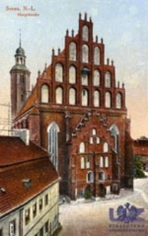 Żary / Sorau N.-L; Hauptkirche