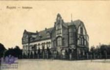 Rzepin / Reppen; Kreishaus
