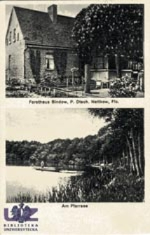 Nietków / Nettkow; Forsthaus Bindow