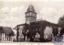 Trzebiel / Triebel (N.-L.); Rathaus