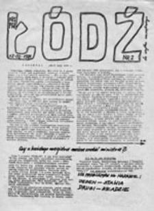 Łódź, nr 2 (12.02.1981)
