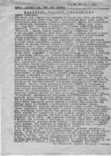 Serwis Informacyjny NZS WSP Słupsk (18.11.1981 r.)