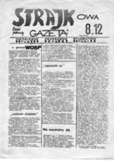 Strajkowa gazeta (8.12.1980)