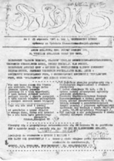 Strajkuś, nr 5 (31 stycznia 1981 r.)