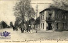 Bogdaniec / Dühringshof; Gruss aus Dühringshof
