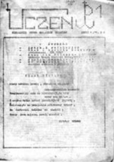 Uczeń: niezależne pismo młodzieży szkolnej, nr 1 (wrzesień - grudzień 1980)