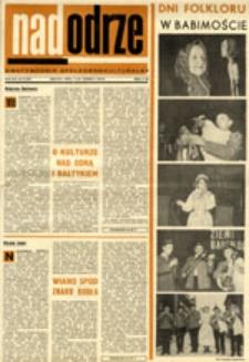 Nadodrze: dwutygodnik społeczno-kulturalny, nr 12 (7-20 czerwca 1970)