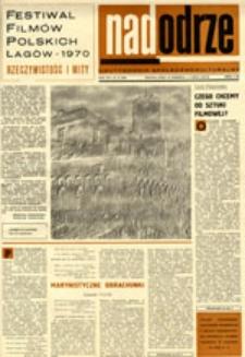 Nadodrze: dwutygodnik społeczno-kulturalny, nr 13 (21 czerwca-4 lipca 1970)