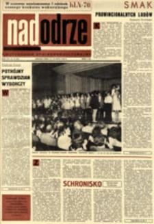 Nadodrze: dwutygodnik społeczno-kulturalny, nr 14 (5-18 lipca 1970)