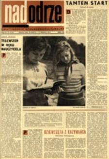 Nadodrze: dwutygodnik społeczno-kulturalny, nr 18 (30 sierpnia-12 września 1970)
