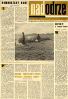 Nadodrze: dwutygodnik społeczno-kulturalny, nr 21 (11-24 października 1970)