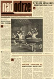 Nadodrze: dwutygodnik społeczno-kulturalny, nr 22 (25 października-7 listopada 1970)
