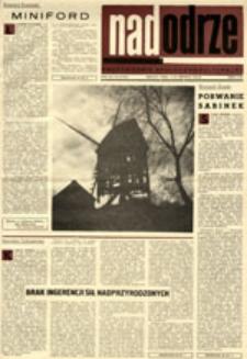 Nadodrze: dwutygodnik społeczno-kulturalny, nr 25 (6-19 grudnia 1970)
