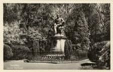 Szprotawa / Sprottau; Laube-Denkmal
