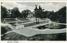 Szprotawa / Sprottau; Parkbad