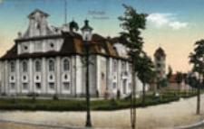 Sulechów / Züllichau; Kaiserhalle
