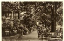 Bobrowice / Bobersberg a. Bober; Gartenrestaurant Boberschlößchen