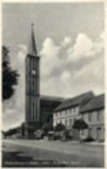 "Bobrowice / Bobersberg a. Bober; Hotel ""Deutsches Haus"""