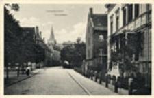 Lubsko / Sommerfeld; Schulstrasse