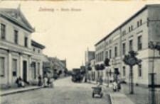 Sulęcin / Zielenzig; Breite-Strasse