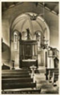 Nowy Zagór / Sagar; Ev. Kirche