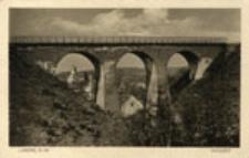Łagów / Lagow; Viadukt