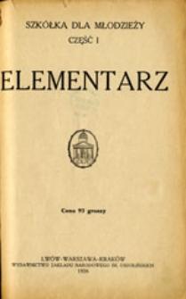 Elementarz