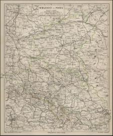 Schlesien und Posen [Dokument kartograficzny]