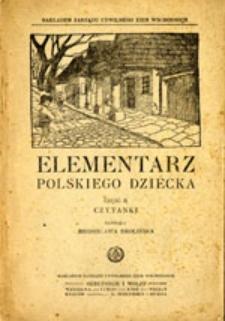 Elementarz polskiego dziecka: czytanki