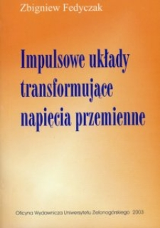 Impulsowe układy transformujące napięcia przemienne