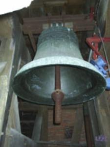 Gościkowo-Paradyż (kościół klasztorny) - dzwon (datowanie 1779 r.)