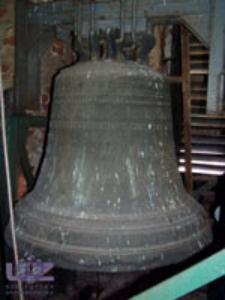 Ołobok (kościół parafialny) - dzwon (datowanie 1791)