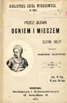 Przez Sudan ogniem i mieczem: tom II