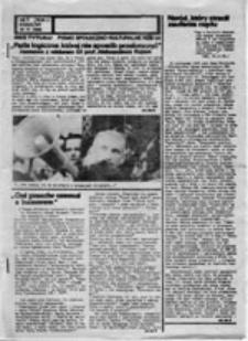Bez tytułu: pismo społeczno-kulturalne NZS UJ, nr 1 (26 IV 1989)
