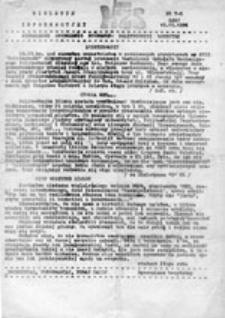 Biuletyn Informacyjny Niezależnego Zrzeszenia Studentów Politechniki Łódzkiej, nr 7-8 (18.05.1986)