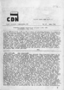CDN: pismo członków i sympatyków NZS, nr 1