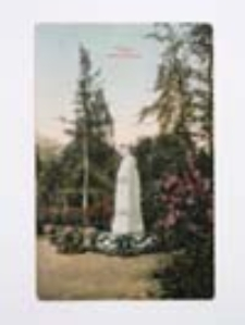 Głogów / Glogau; Schiller - Denkmal