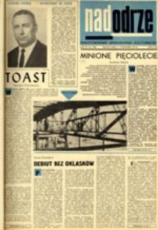 Nadodrze: dwutygodnik społeczno-kulturalny, nr 1 (3-16 stycznia 1971)