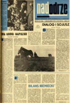 Nadodrze: dwutygodnik społeczno-kulturalny, nr 7 (28 marca - 10 kwietnia 1971)