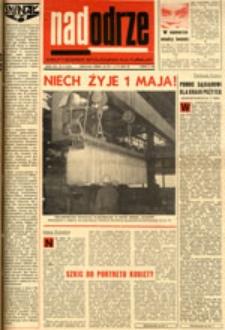 Nadodrze: dwutygodnik społeczno-kulturalny, nr 9 (25 kwietnia - 8 maja 1971)